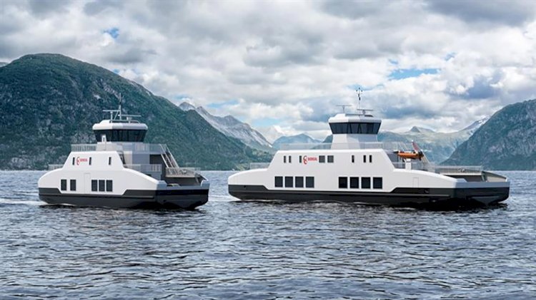 New zero-emissions battery powered ferries for Boreal Sjö