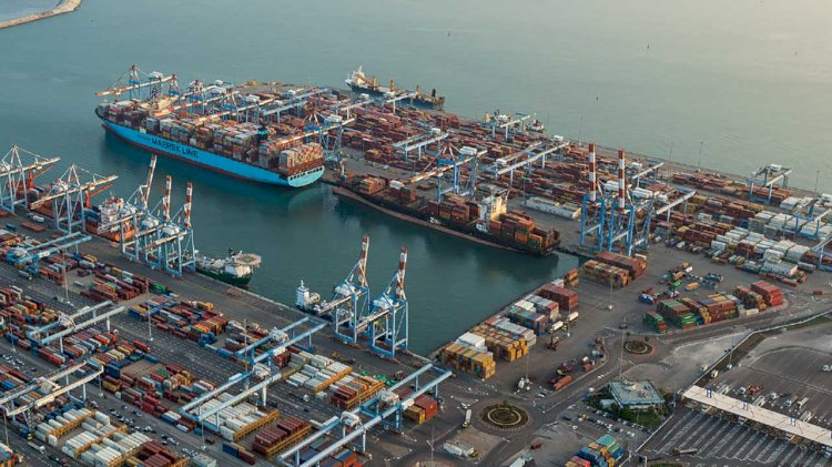 Haifa Port Company successfully migrates Navis N4 TOS with remote assistance