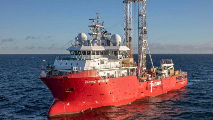 Fugro completes Middle East's first uncrewed geophysical route survey
