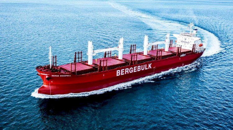 Berge Bulk digitalizes procurement in SERTICA