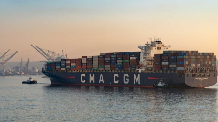 CMA CGM launches a new intermodal connection between Italy and Turkey