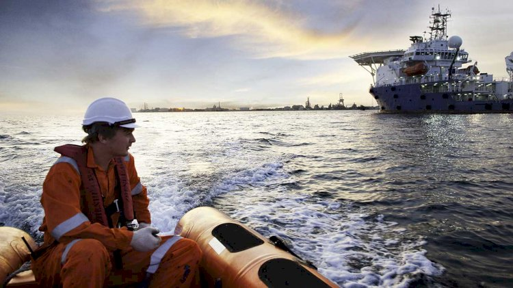 Report: technology can benefit crew safety, health and wellbeing at sea