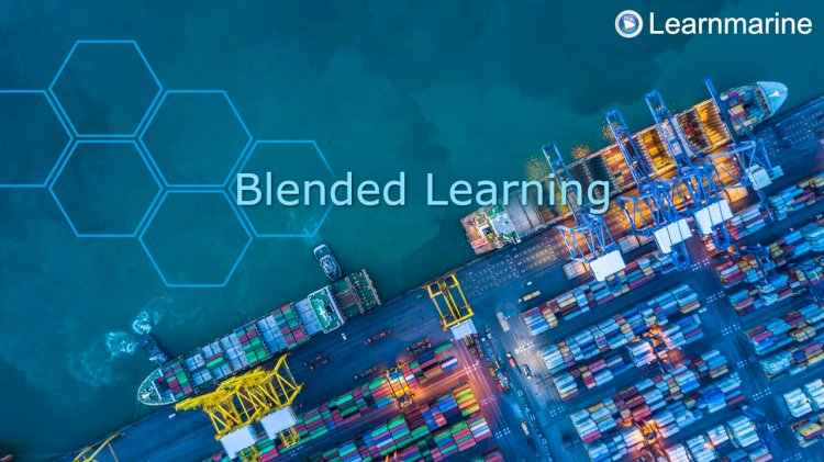 The pros and cons of blended learning for seafarers