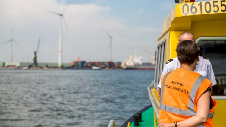 Port of Antwerp deploys several new digital tools