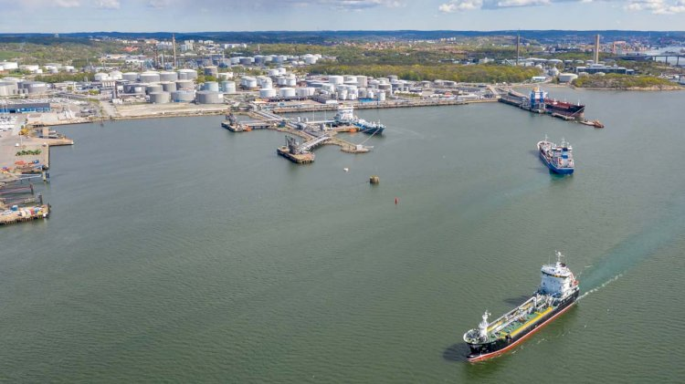 CinfraCap Project: creating infrastructure for the transport of liquefied carbon dioxide
