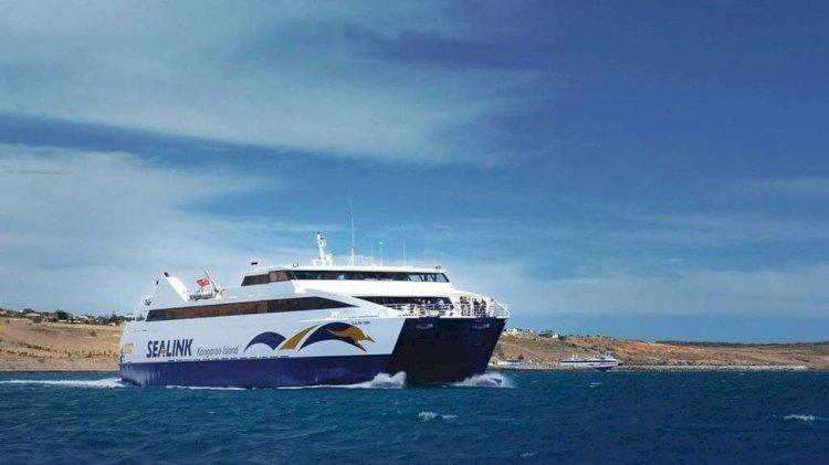 SeaLink onboard as Brisbane's new ferry operator