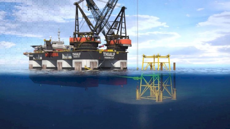 Heerema works on innovations that could reduce underwater noise pollution