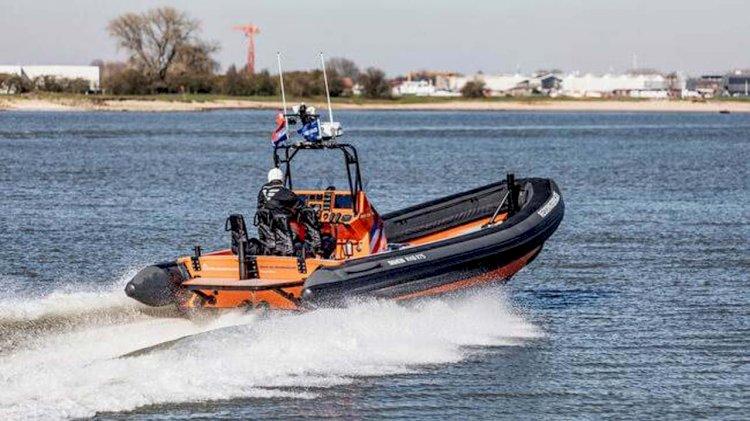 Damen delivers custom RHIB to Naarden Lifeboat Brigade
