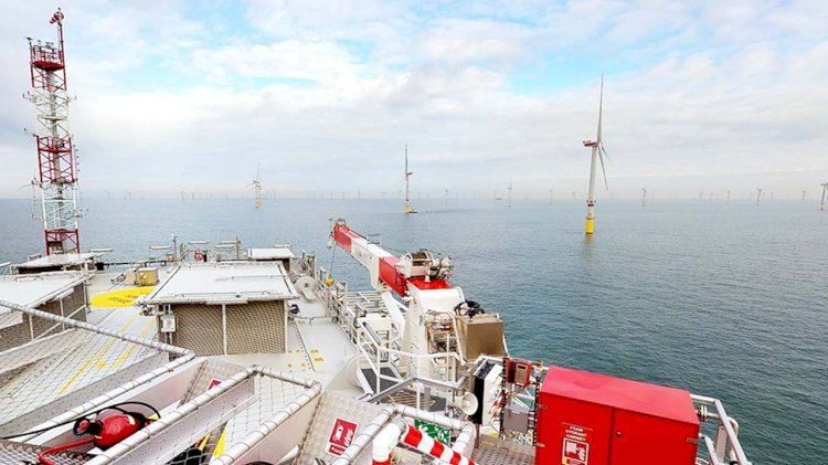 Ørsted awarded Semco a service contract for Borkum Riffgrund offshore substations