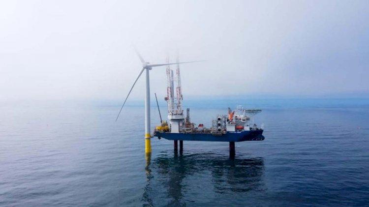 Jan De Nul successfully wraps up U.S. Coastal Virginia Offshore