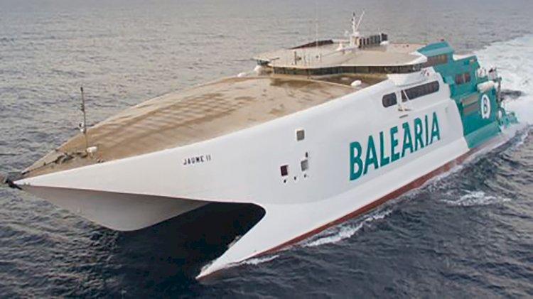 Baleària Caribbean resumes passenger sailing's between Port Everglades and the Bahamas