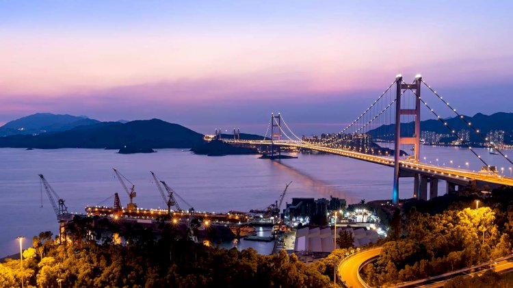 Easing of bridge draft limit encourages larger ship calls to Hong Kong Port