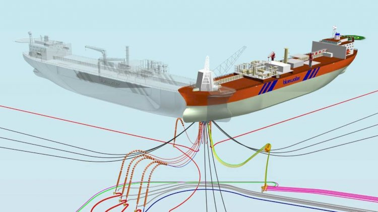 LR to develop structural digital twin for Bluewater FPSO Glas Dowr