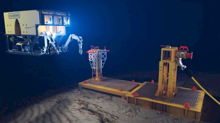 Oceaneering wins connector supply contract for offshore Western Australia project