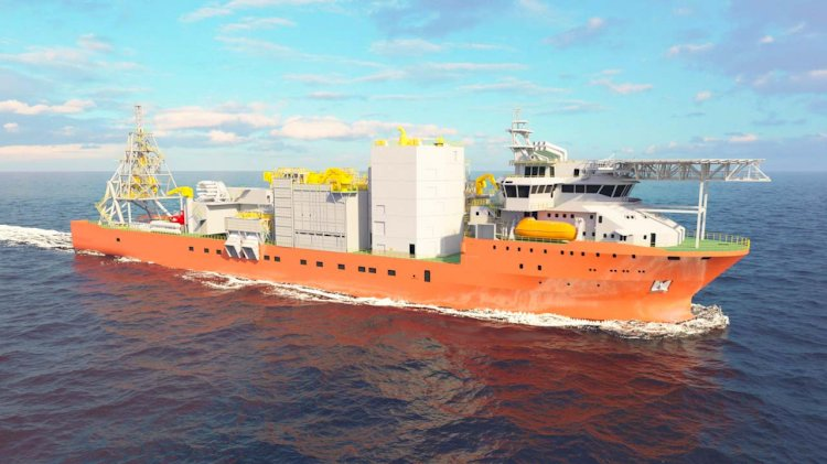 ABB to power the world's largest diamond recovery vessel for De Beers