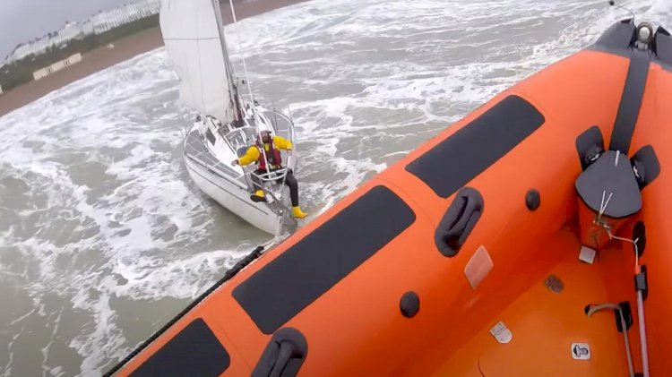 VIDEO: Roughest RNLI lifeboat rescues in huge waves and stormy seas