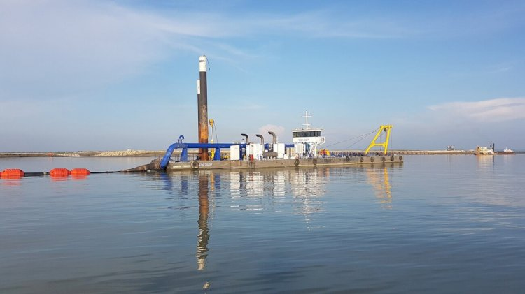 Damen solds a full option Cutter Suction Dredger 500 to Servimagnus