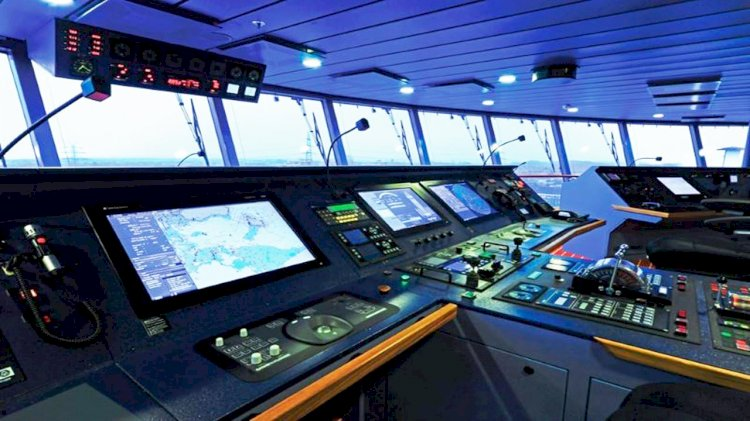 Wärtsilä to equip 5 LNG gas-carriers with fully integrated bridge systems