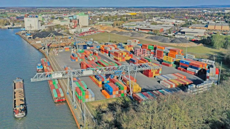 HHLA and Port of Braunschweig enter strategic partnership