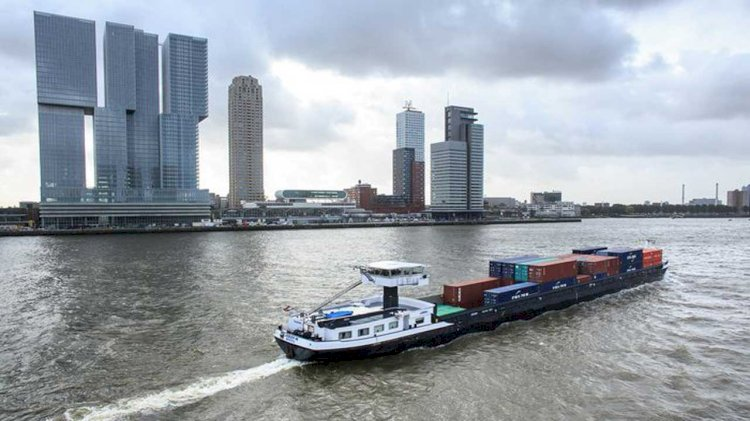 EU grant for hydrogen project in inland shipping