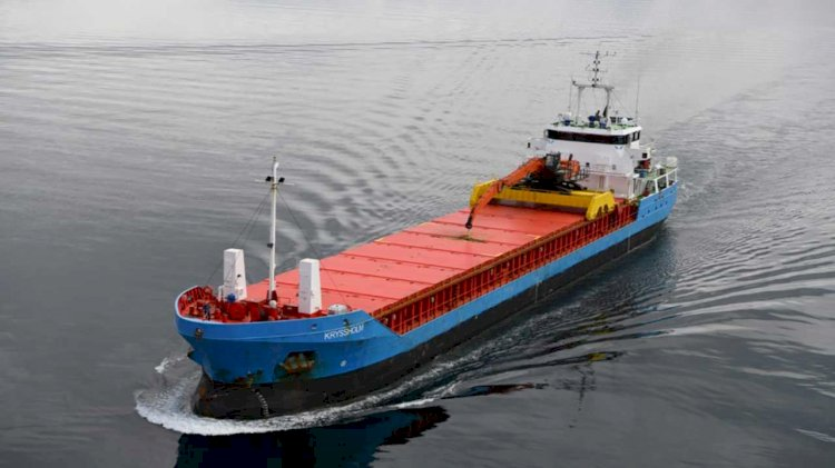 Schottel modernises Norwegian bulk carrier Kryssholm