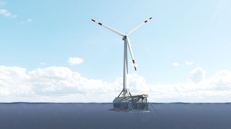 Worley completes design assessment for Saitec Offshore's floating wind turbine