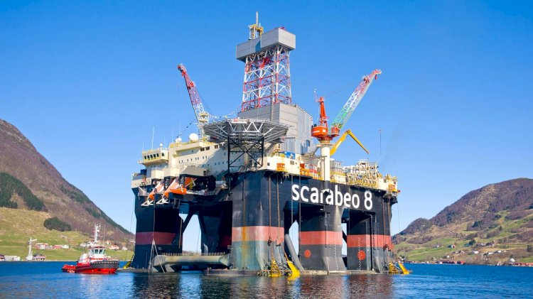 Saipem: Scarabeo 8 resumes drilling activities in Norway