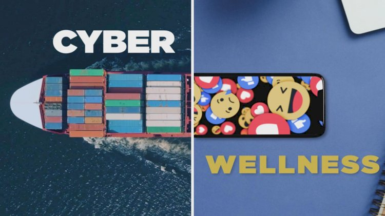 Seagull and Videotel launch cyber wellness at Sea Training Programme