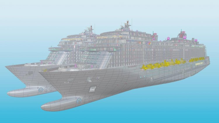 CADMATIC: The benefits of using the sister ship concept