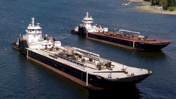 ABS to class North American West Coast's first LNG bunker barge