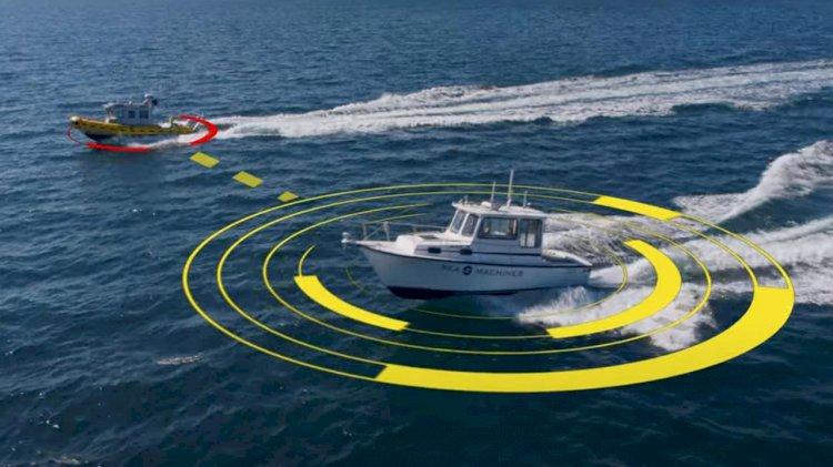 Sea Machines raises $15 million for autonomous ship navigation