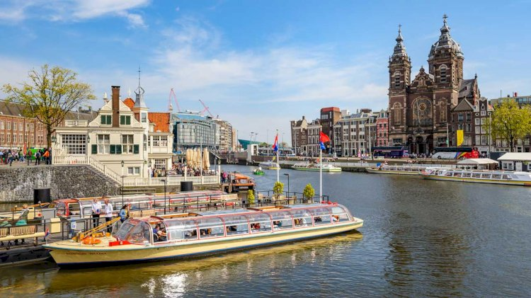 New COVID-19 app for river cruise ports in Europe