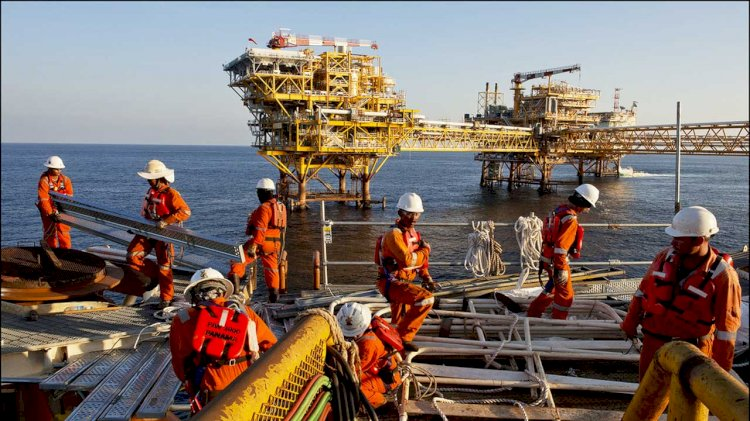 Eni, bp, Total hit gas discovery off Egypt