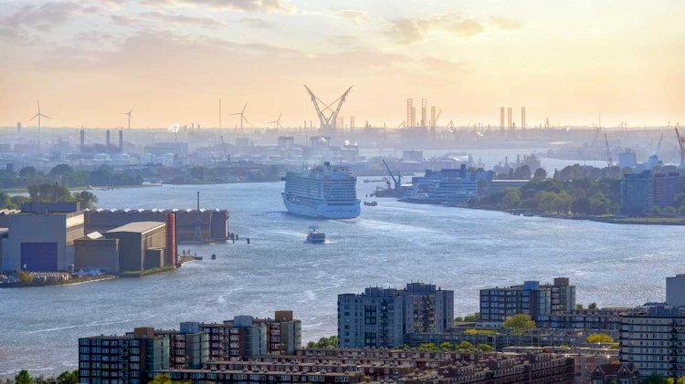 Port of Rotterdam Authority becomes a member of the Hydrogen Council