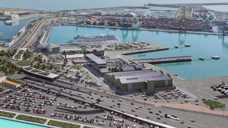 Port of Valencia studies Baleària's bid for new passenger terminal