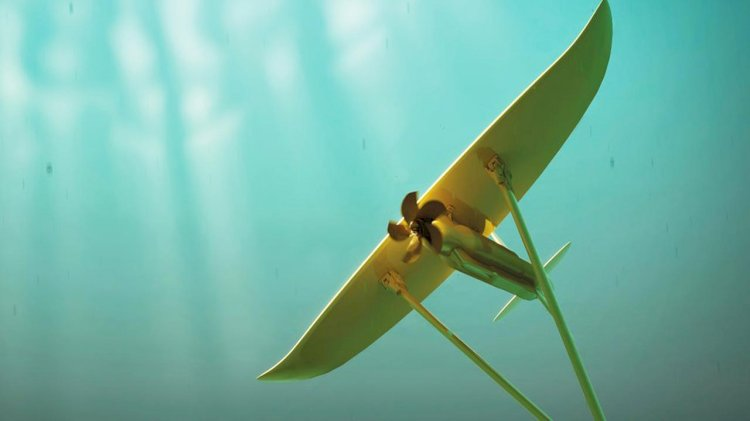 Tidal energy project: Minesto completes the installation of subsea infrastructure