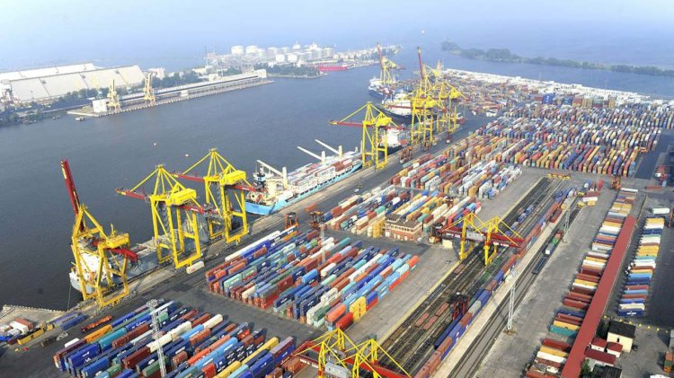 APM Terminals first to launch fully digital export management system in Russia