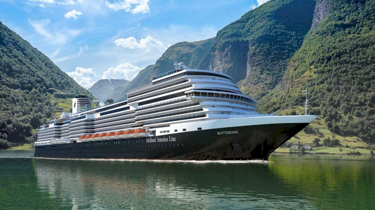 Holland America's changes name of newbuild and designates It the new flagship
