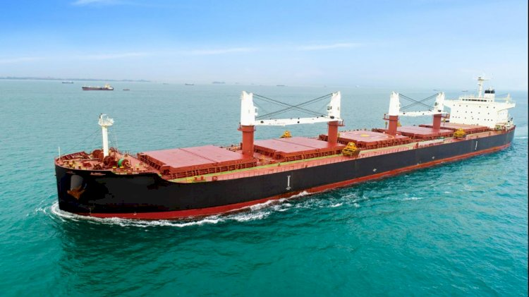 Armed guard rioted, took control of Eagle Bulk's vessel