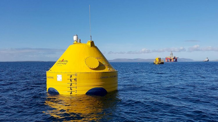 CorPower Ocean secures 9 MEUR equity funding for breakthrough wave energy tech
