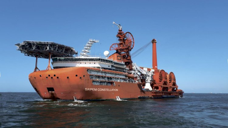 Fincantieri and Saipem: deep-seabed mining agreement