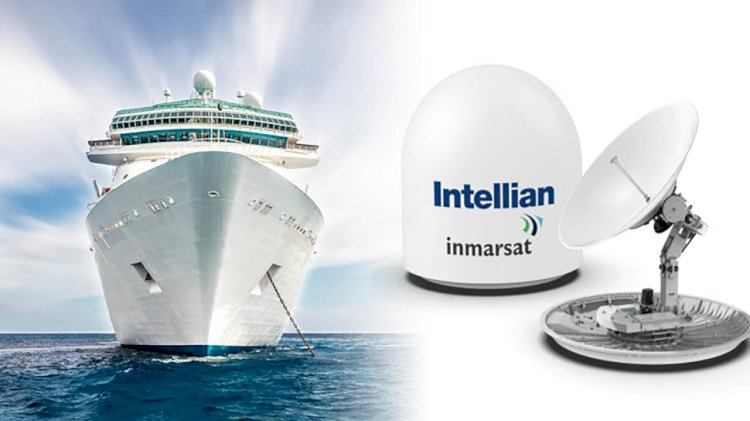 Intellian launches the latest addition to its next generation GX range of antennas
