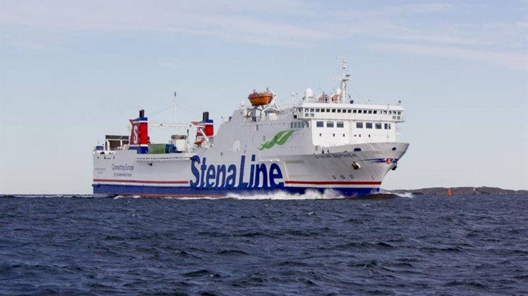 Stena Line starts a new freight focused Baltic connection