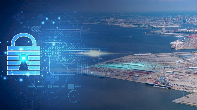 Port of Baltimore strings cyber security through a federal grant