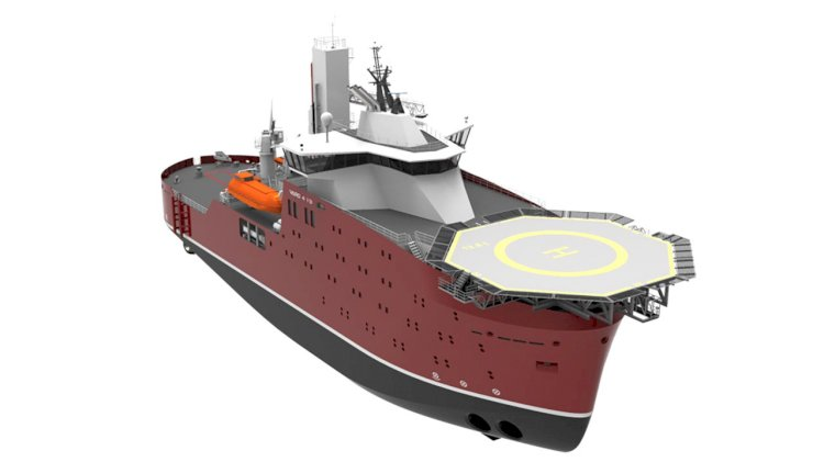 VARD secures second ABS Approval in Principle for VARD 4 19 service operations vessel