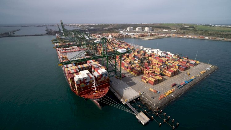PSA Sines launches the tender for the expansion of this port infrastructure