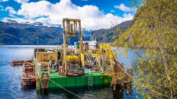 Fugro's ROV survey services help install world's longest subsea interconnector