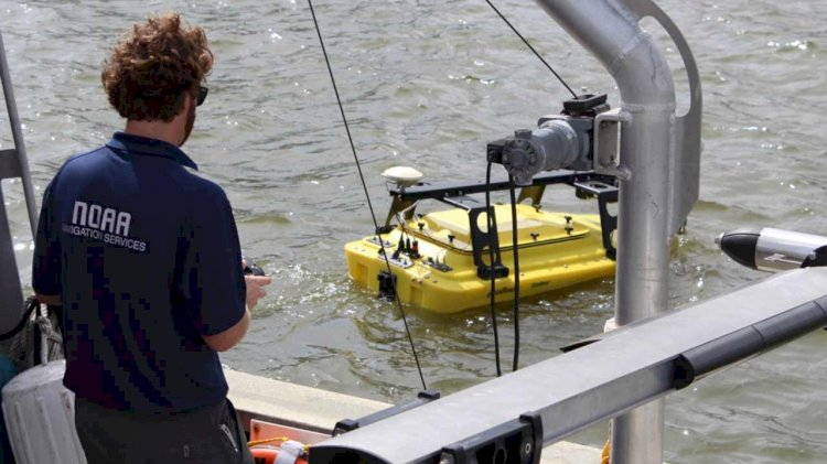 NOAA, U.S. Navy will increase nation's unmanned maritime systems operations