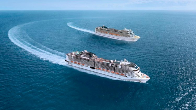 MSC Cruises returns to service in the Mediterranean