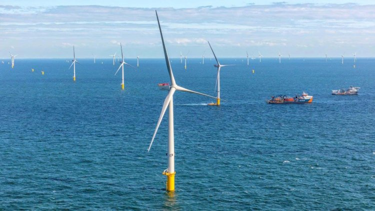 First power achieved at Blauwwind project